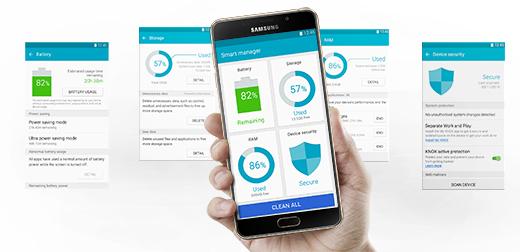 Smart Menadżer | Zarządzanie stanem telefonu