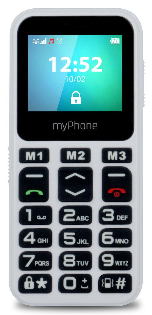 Telefon MYPHONE Halo Mini 2 Biały
