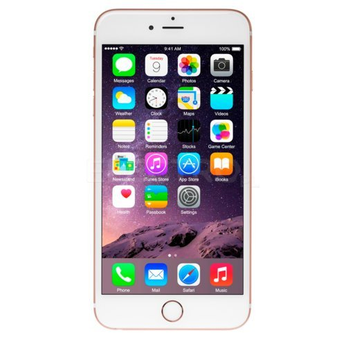 Smartfon Apple Iphone 6s Plus 128gb Różowy