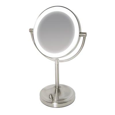Lusterko kosmetyczne HOMEDICS ELM-M8150 LED Biały Electro 787499