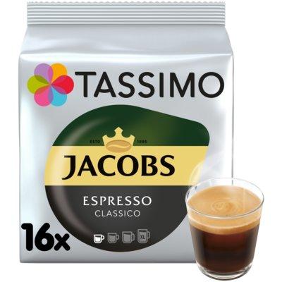 Kapsułki TASSIMO Jacobs Kronung Espresso Electro 719151