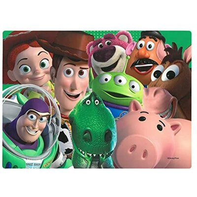 Naklejka na laptop DISNEY Toy Story DYASTS3/DYASTS4