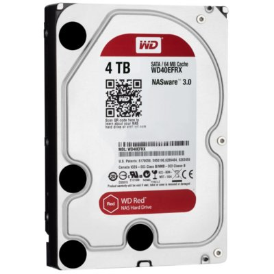 Dysk WD Red 4TB HDD Electro 892133