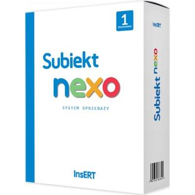 Zestaw INSERT Subiekt Nexo + Vendero Electro 187269