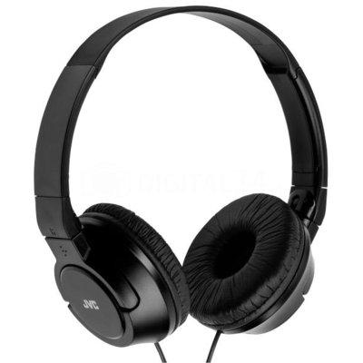 Słuchawki nauszne JVC HA-S180B Czarny Electro 858444