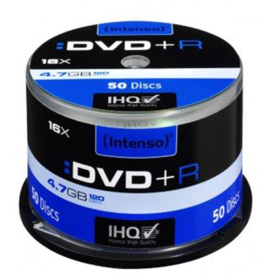 Płyta DVD+R INTENSO 50 cake Electro e823916