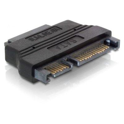 Adapter SATA 22 PIN – SATA 13 PIN DELOCK Electro 166317