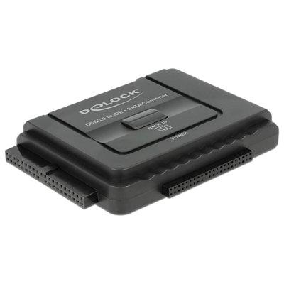 Adapter USB – IDE/SATA DELOCK Electro 139888