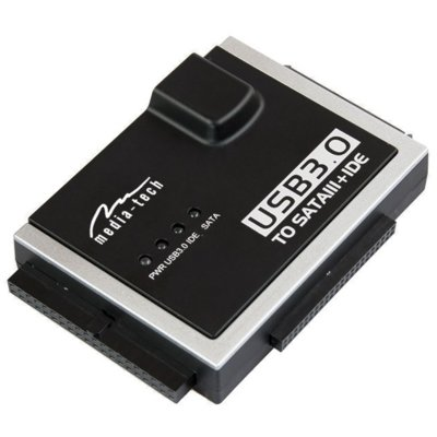 Adapter USB – SATA MEDIA-TECH MT5100 Electro 912166