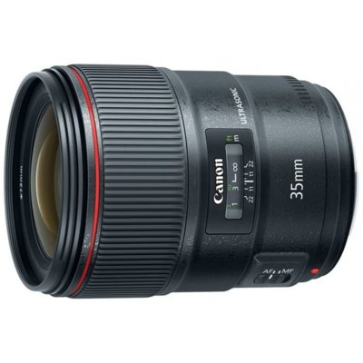 Obiektyw CANON EF 35 mm f/1.4L II USM
