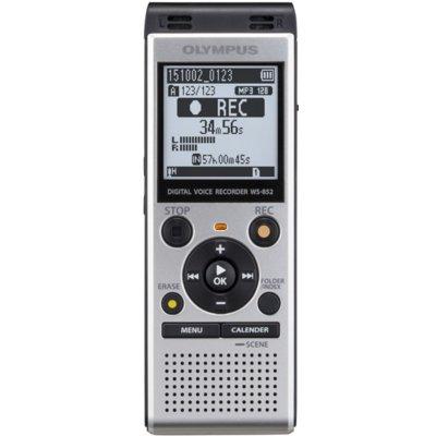 Dyktafon OLYMPUS WS-852 Srebrny