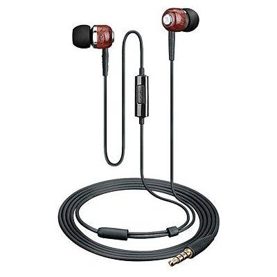 Słuchawki dokanałowe TAKSTAR HI1200 Czarno-brązowy Electro 571799