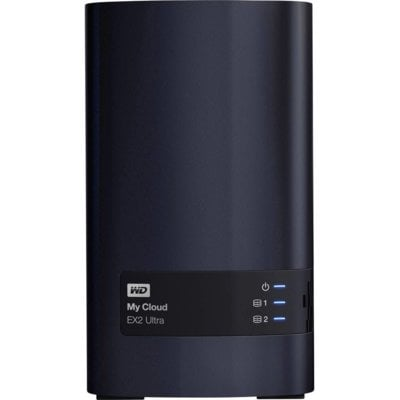 Serwer plików WD My Cloud EX2 Ultra 4TB (WDBVBZ0040JCH) Electro 887087
