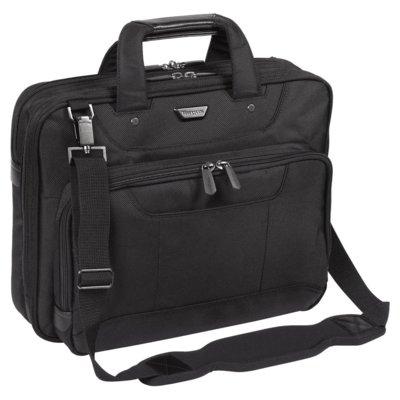Torba na laptopa TARGUS Corporate Traveler 15.6 cali Czarny Electro E198873