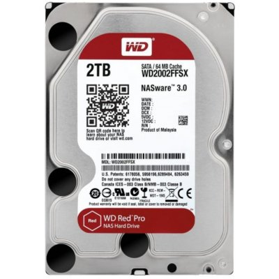 Dysk WD Red Pro 2TB HDD Electro 892127