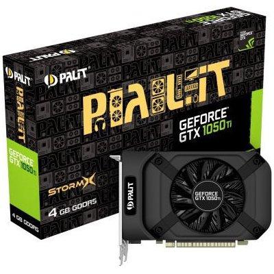 Karta graficzna PALIT GeForce GTX 1050 Ti StormX 4GB Electro 558315