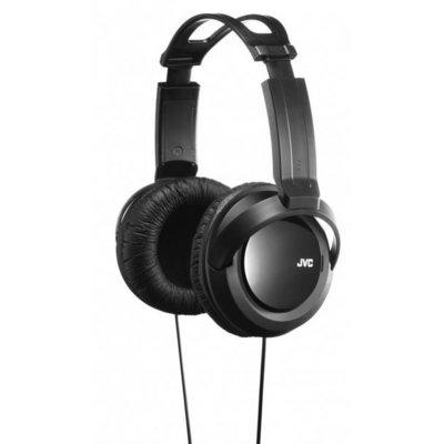 Słuchawki nauszne JVC HA-RX330 Czarne Electro 873555