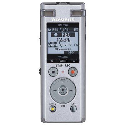 Dyktafon OLYMPUS DM-720 Srebrny Electro 864712