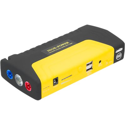 Powerbank BLOW Jump Starter JS-15 12800 mAh Żółty Electro 560865