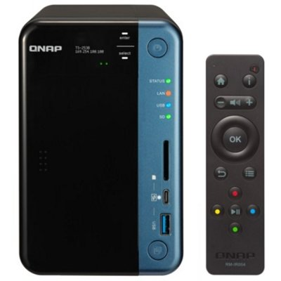 Serwer plików QNAP TS-253B-8G Electro 899491