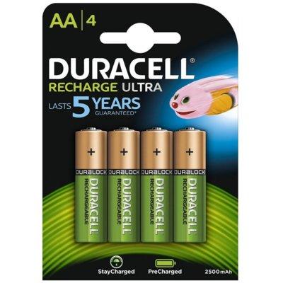 Akumulatorki AA 2500 mAh DURACELL (4 szt.) Electro 867962