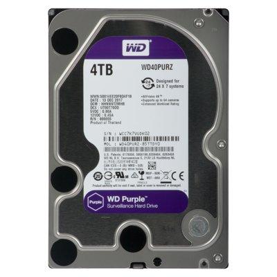 Dysk WD Purple 4TB HDD Electro 892114