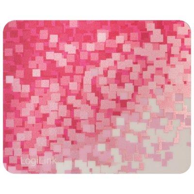 Podkładka LOGILINK ID0144 Różowy Electro 883807