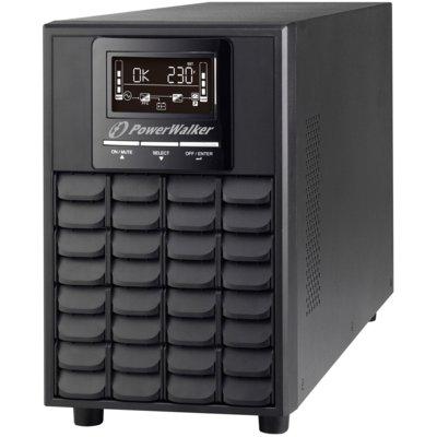 Zasilacz UPS POWERWALKER ON-LINE 1000VA Electro e991073