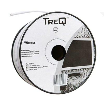 Kabel Antenowy TREQ 100 m Electro 144281
