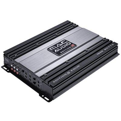 Wzmacniacz samochodowy MAC AUDIO Edition S Four Electro 860732