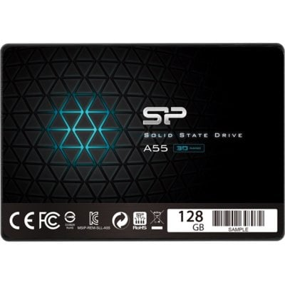 Dysk SILICON POWER Ace A55 128GB SSD Electro 402531
