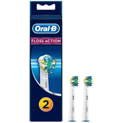 Końcówka szczoteczki ORAL-B Floss Action EB 25-2 (2 sztuki) Electro 105764