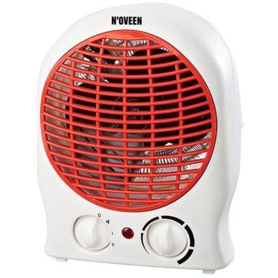 Termowentylator NOVEEN FH12 Biało-czerwony Electro 406018