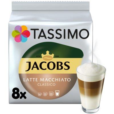 Kapsułki TASSIMO Jacobs Latte Macchiato Electro 842815