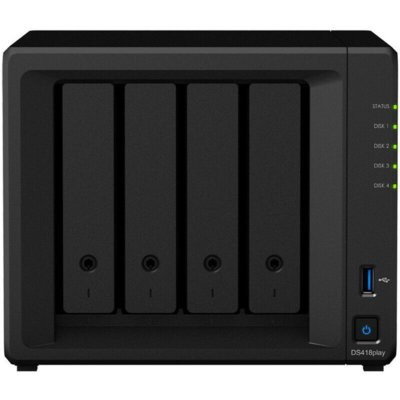 Serwer plików SYNOLOGY DS418play Electro 550208