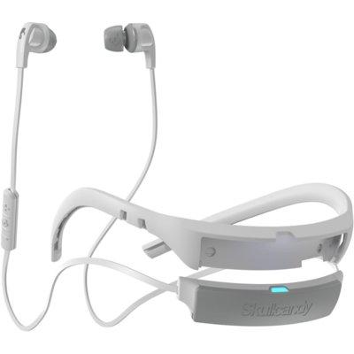 Słuchawki dokanałowe SKULLCANDY Smokin Buds 2 Wireless Biały Electro 294431
