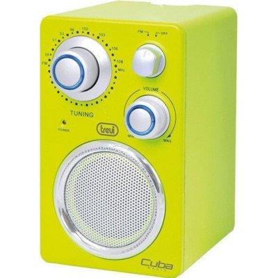 Radio TREVI RA 742 T Zielony Electro 850744