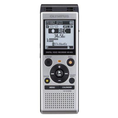 Dyktafon OLYMPUS WS-852 + Mikrofon OLYMPUS ME-52W Electro 857312