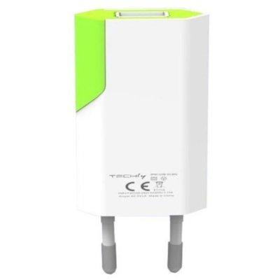 Ładowarka sieciowa TECHLY IPW-USB-ECWG Slim Electro 554821