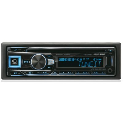 Radio samochodowe ALPINE CDE-193BT Electro 859310
