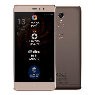 Smartfon ALLVIEW X3 Soul Style Złoty Electro 256755