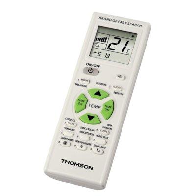 Pilot do klimatyzacji THOMSON ROC1205 Biały Electro 283159
