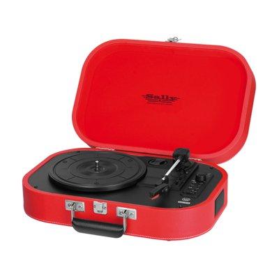 Gramofon TREVI TT1020 BT Czerwony Electro 876316