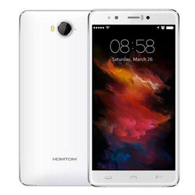 Smartfon HOMTOM HT10 Biały Electro 863347