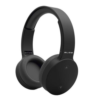 Słuchawki nauszne BLOW BTX300 Czarny Electro 447517
