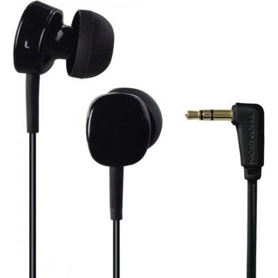 Słuchawki dokanałowe THOMSON EAR3056 Czarny Electro 462851