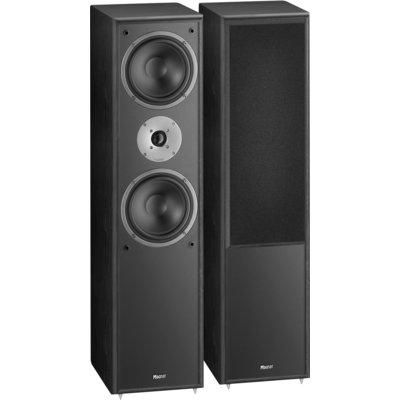 Kolumny głośnikowe MAGNAT Monitor Supreme 802 Czarny (2 szt.) Electro 560937
