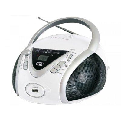 Radioodtwarzacz TREVI CMP 542 Biały Electro 985996