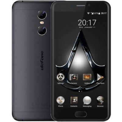 Smartfon ULEFONE Gemini Czarny Electro 871384