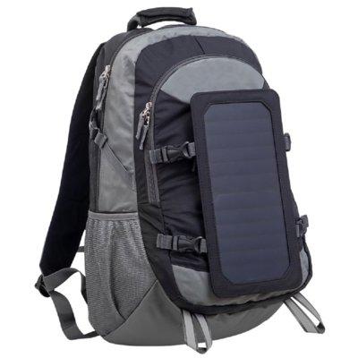 Plecak POWERNEED SBS13 Czarno-szary Electro 607570